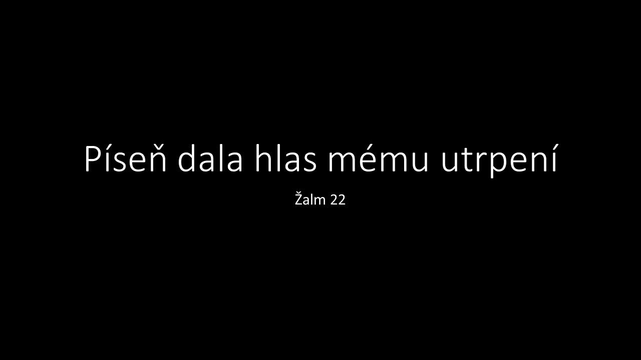 Žalm 22