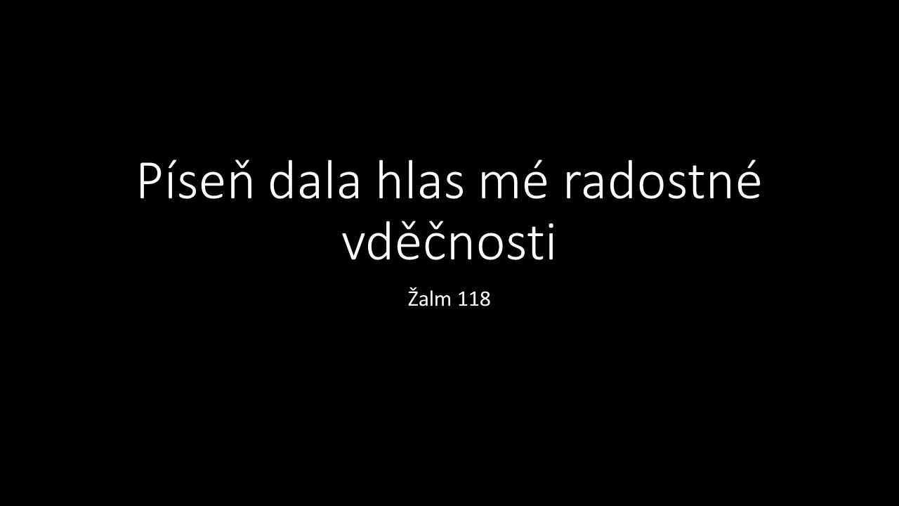 Žalm 118